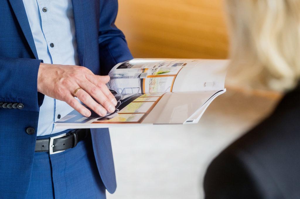 Hochdrei Immobilien Beratung Marketingmassnahmen